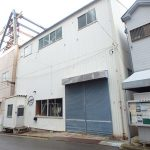 川島貸作業所★1階作業所・2階事務所