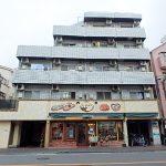 ローゼンボア301★1階には地元で人気のパン屋さん