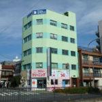 二ッ谷ビル4F★国道1号線沿いのカラフルなビル